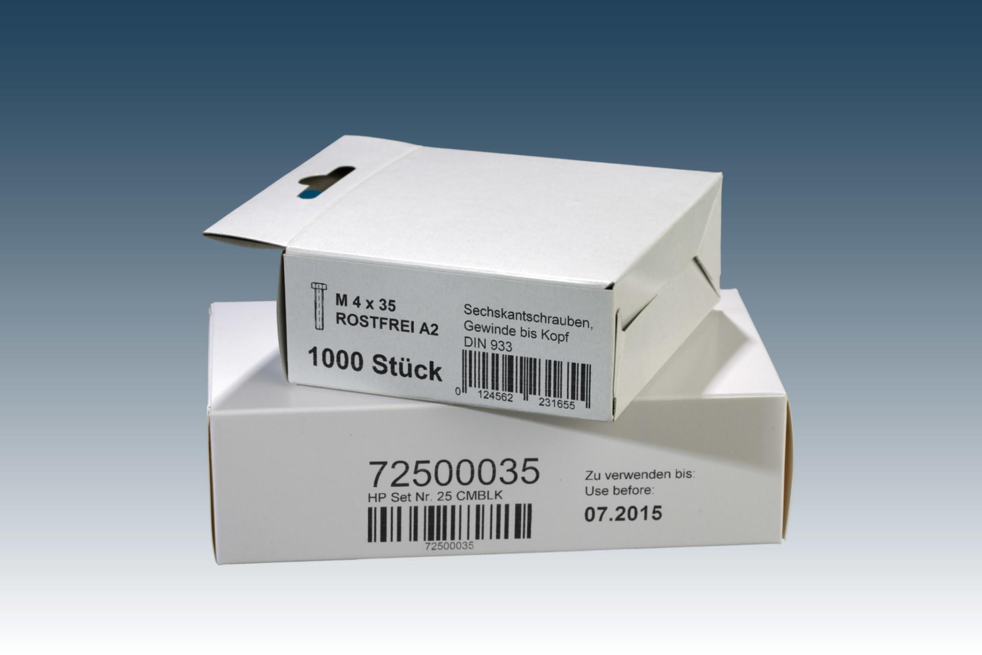Drop-On-Demand Tintenstrahl-Drucker (DOD)