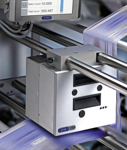 Linx TT Thermotransfer Direktdrucker