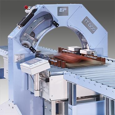 Emba-TrayTec® – Die maschinelle Verpackungslösung