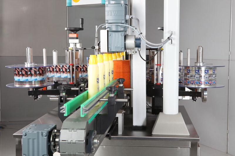 Vollautomatische Etikettiermaschinen – Geset