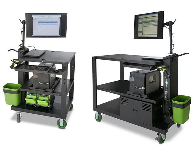 PC Serie 122cm und PC Serie 76cm