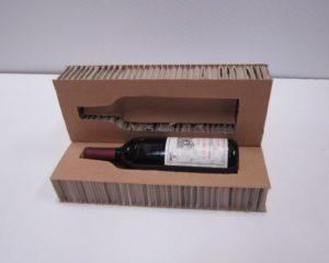 Weinverpackung