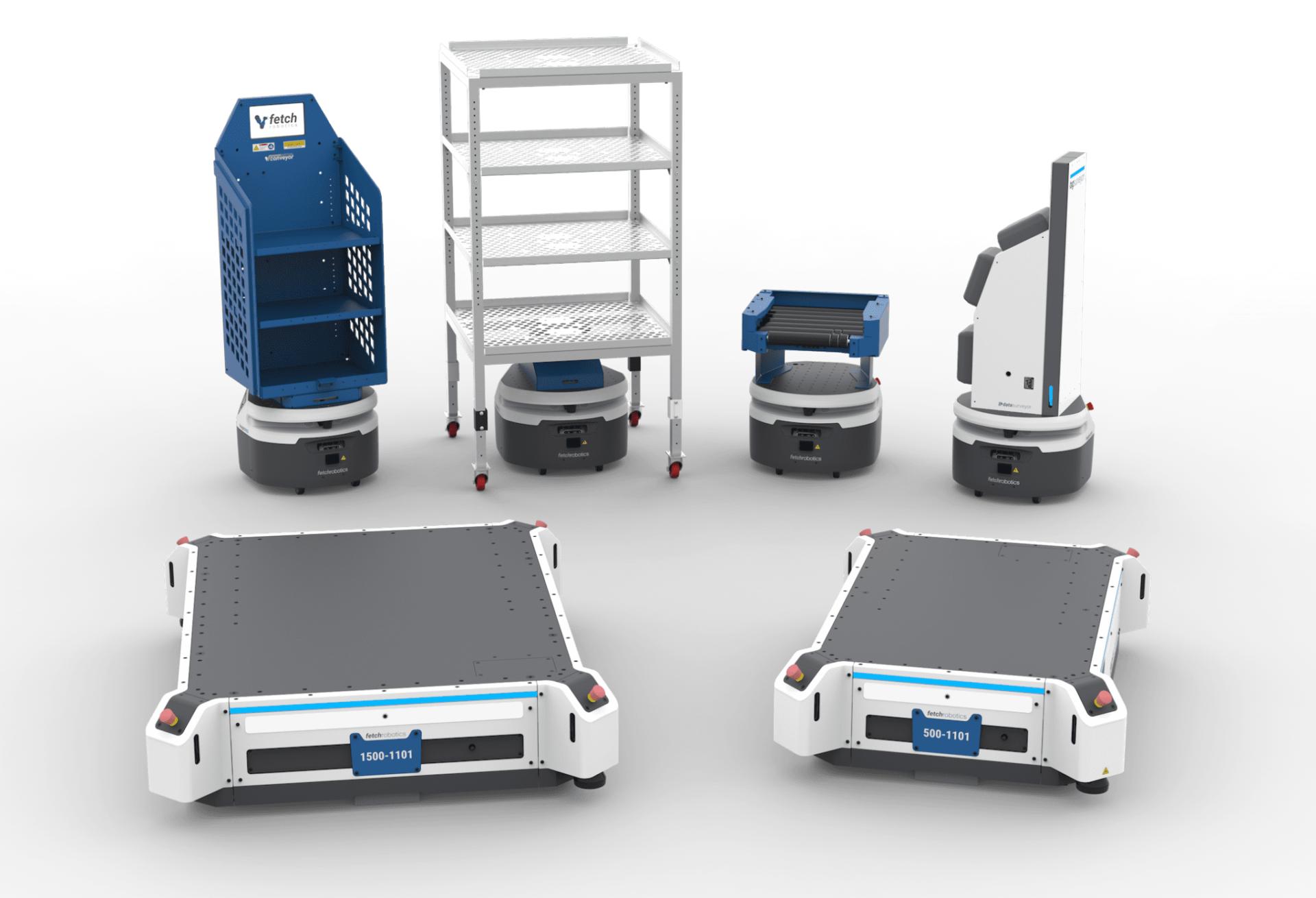 Autonome Mobile Roboter (AMR)