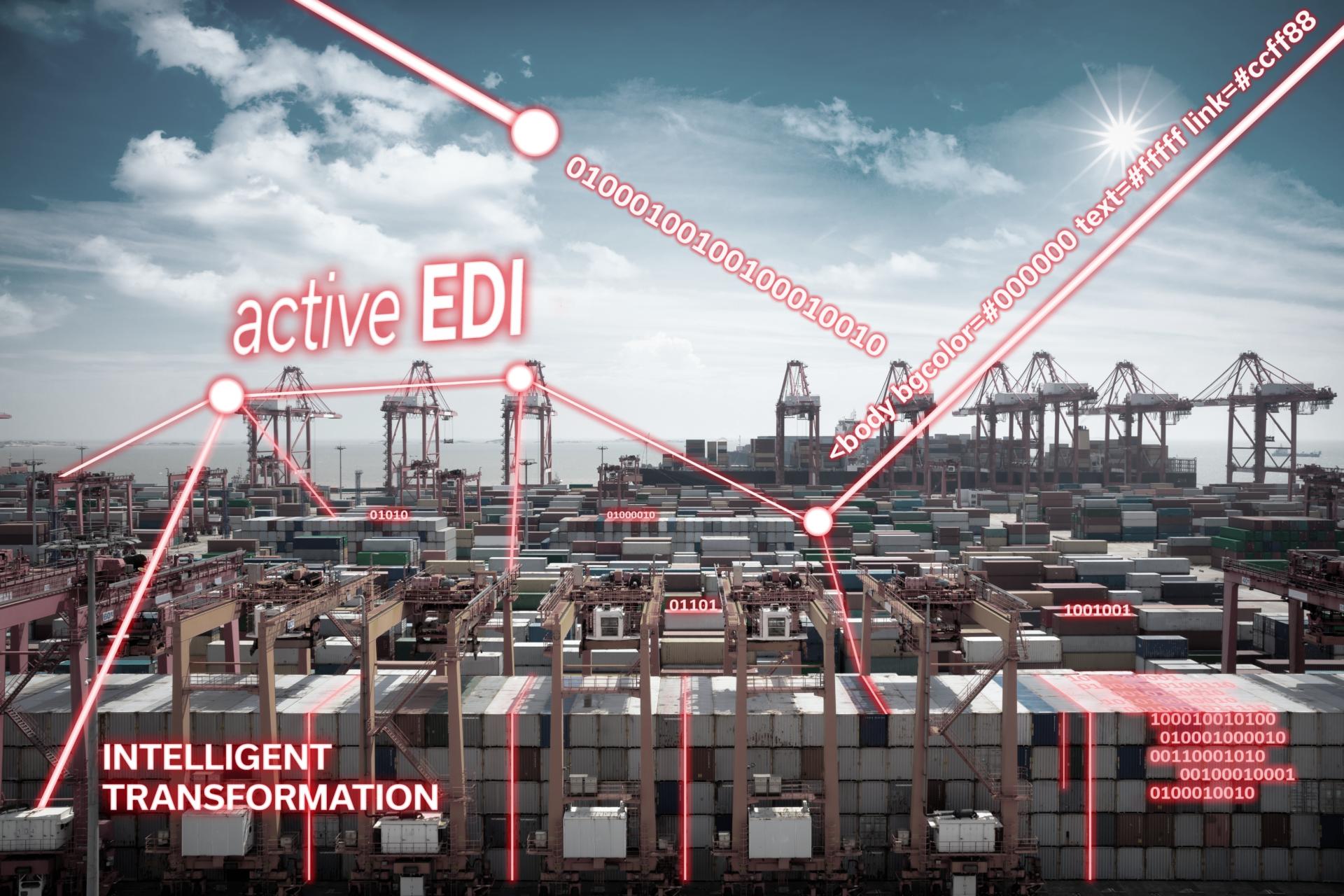 Die active cloud aus der active logistics. Mit 25 Jahren IT-Erfahrung sind wir heute und in der Zukunft der Digitalisierungsexperte in der Supply Chain.