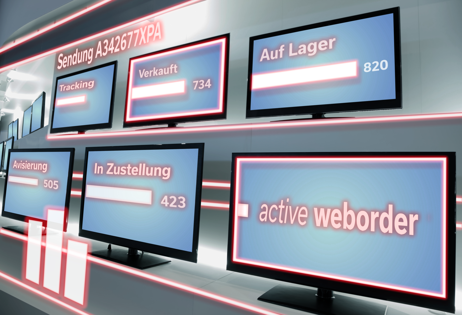 active weborder – die moderne, webbasierte Auftragserfassung